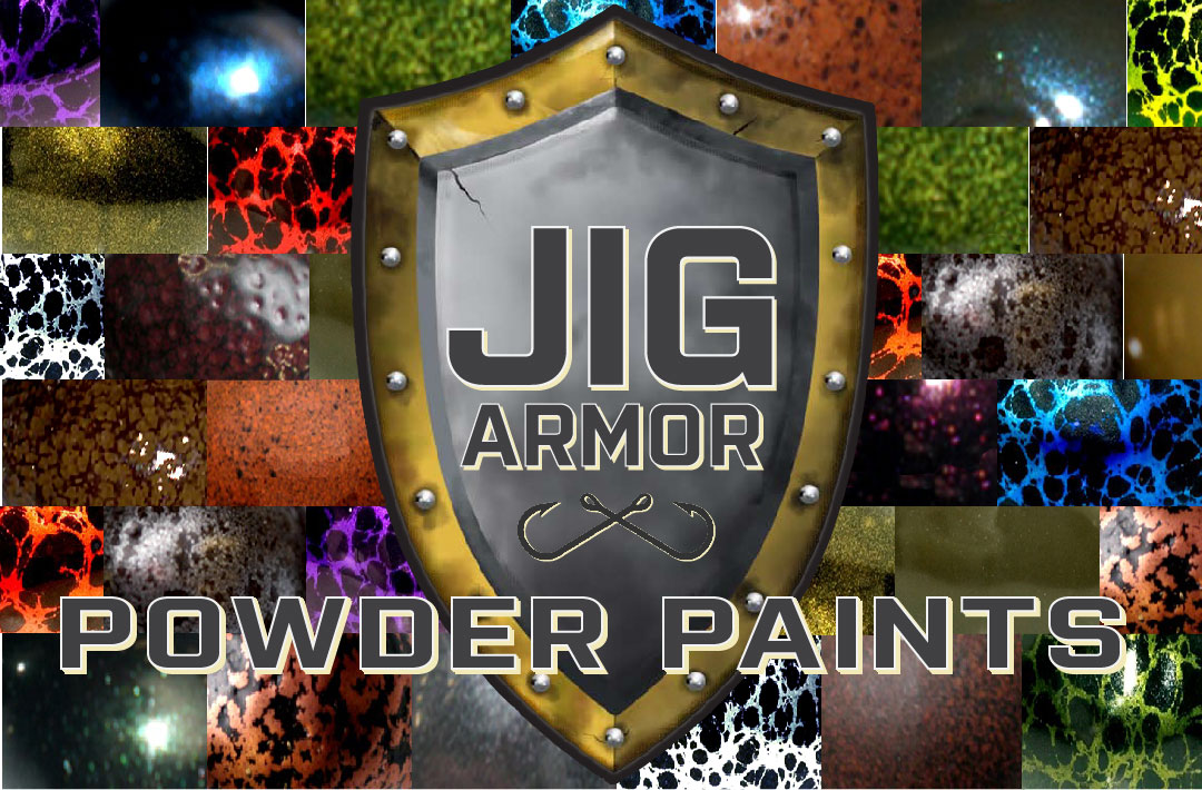 BOSS Jig Armor Powder Paint