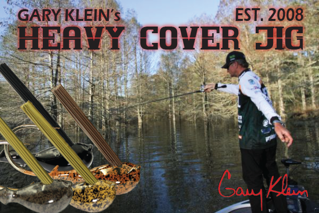 BOSS gary klein heavy cover jig