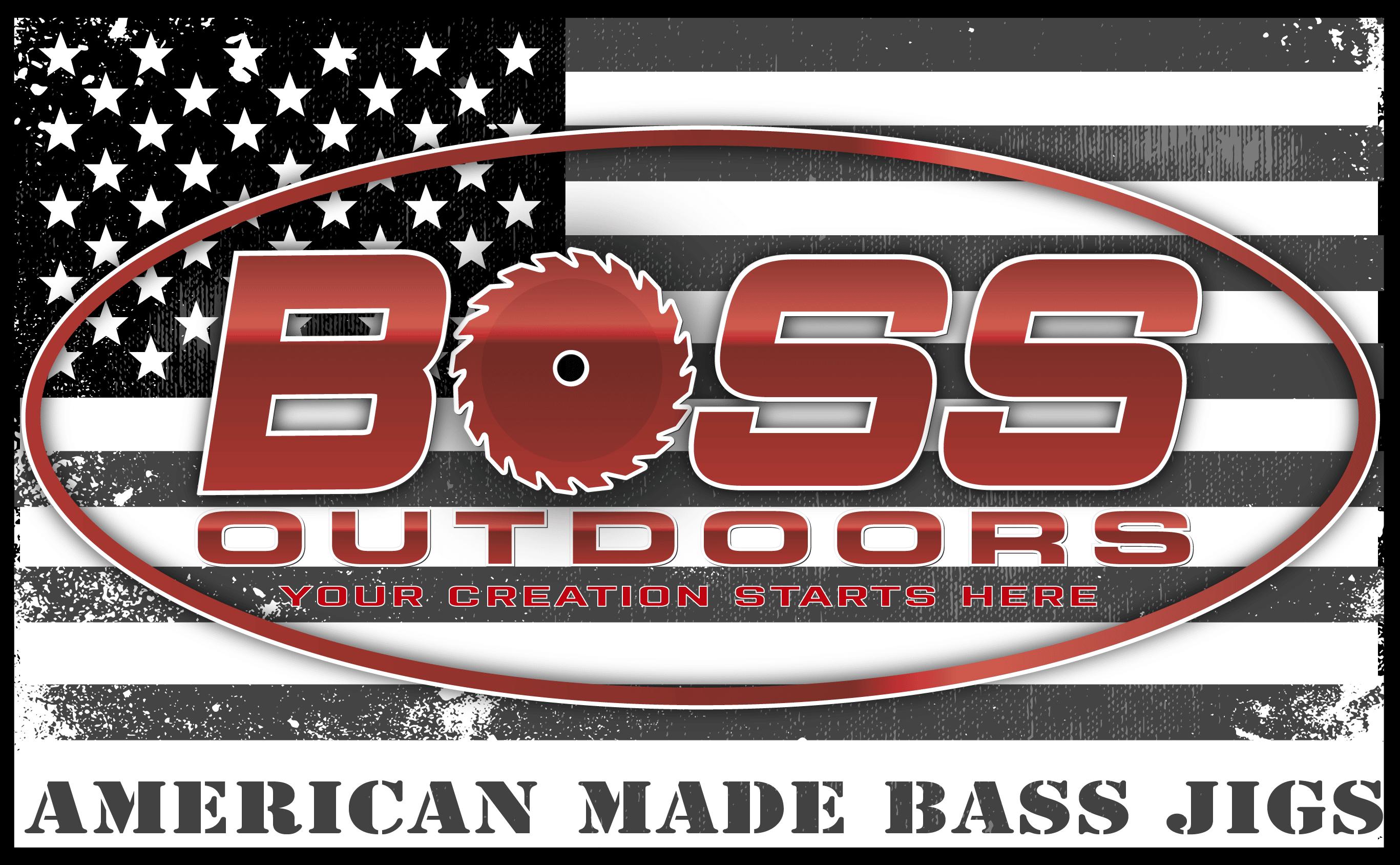 boss american flag logo mmcova